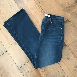 Levi's 512 Bootcut Perfectly Slimming Jeans Denim